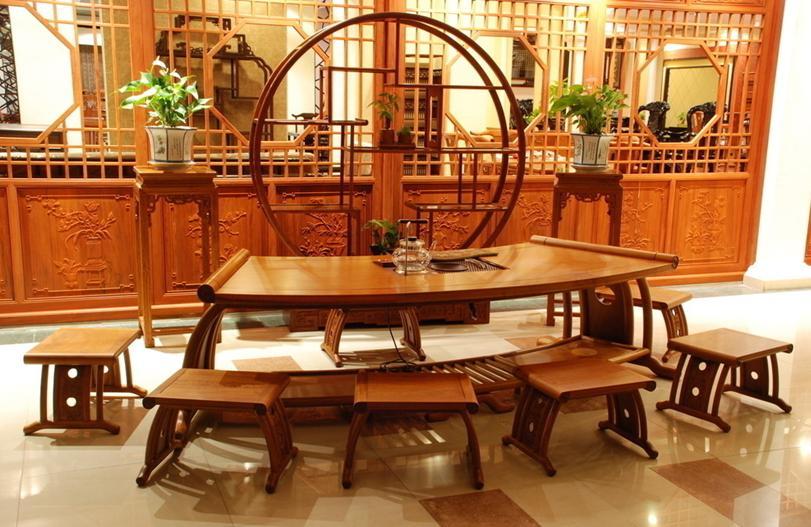 红木家具 客厅家具古典沙发